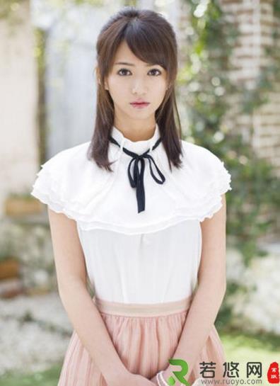 日本最好看的AV女星排行榜,麻生希是标准的白富美