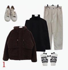 随性慵懒的文艺复古风搭配 女性冬季时髦穿搭首选