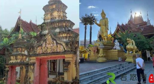 七彩游记西双版纳,意外前往缅甸小勐拉