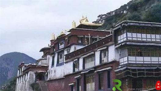 世上最著名的天葬台 闻名世界的止贡寺
