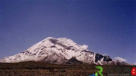 世界上距离地心最远的高峰 钦博拉索山顶峰距地心6384千米