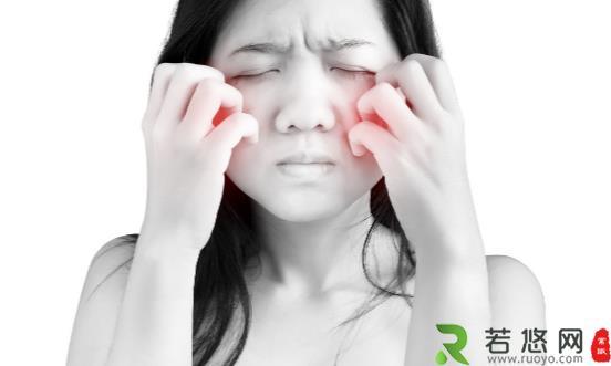 生活中最常见的三种敏感肌 小心点别真搞成了敏感肌