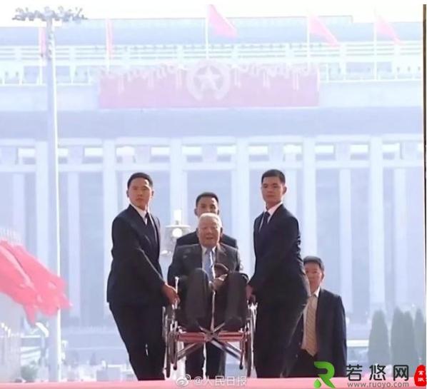 袁隆平、屠呦呦……国家最高礼遇迎接功勋,这些场面令人感动!